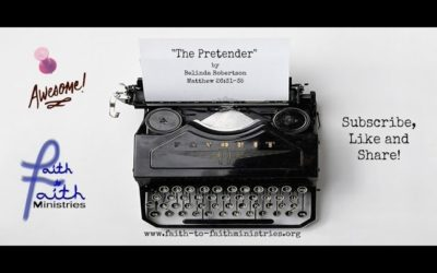 The Pretender with Belinda Robertson