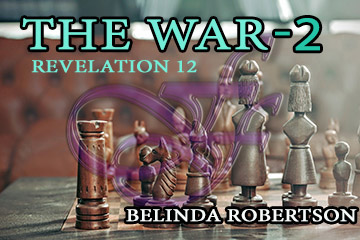 The War –  Part 2 with Belinda Robertson